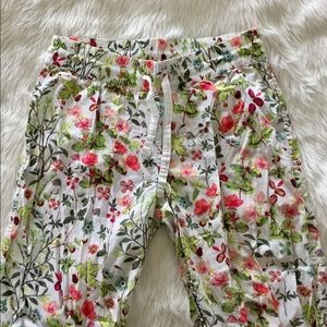 ✨ Gap floral pajama pants ✨